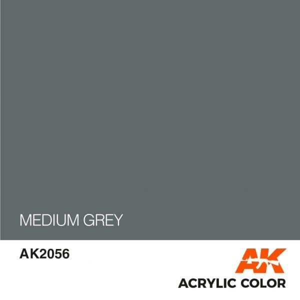 AK2056 MEDIUM GREY