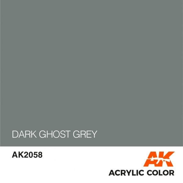 AK2058 DARK GHOST GREY