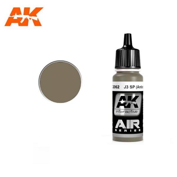 AK2062 acrylic paint air akinteractive modeling