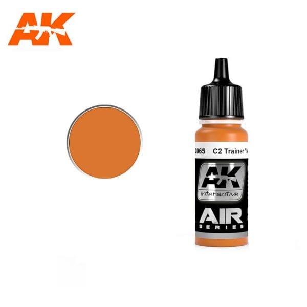 AK2065 acrylic paint air akinteractive modeling