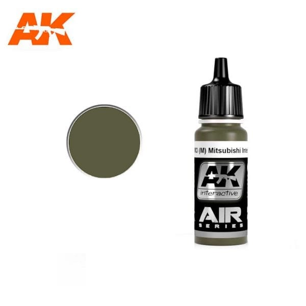 AK2067 acrylic paint air akinteractive modeling