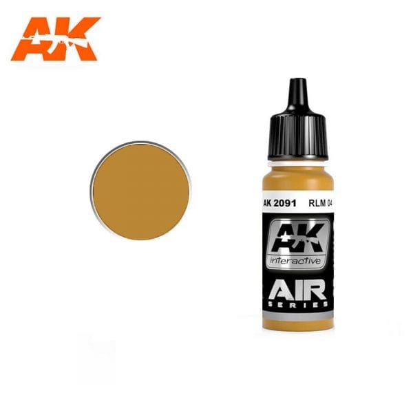 AK2091 acrylic paint air akinteractive modeling