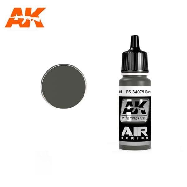 AK2101 acrylic paint air akinteractive modeling