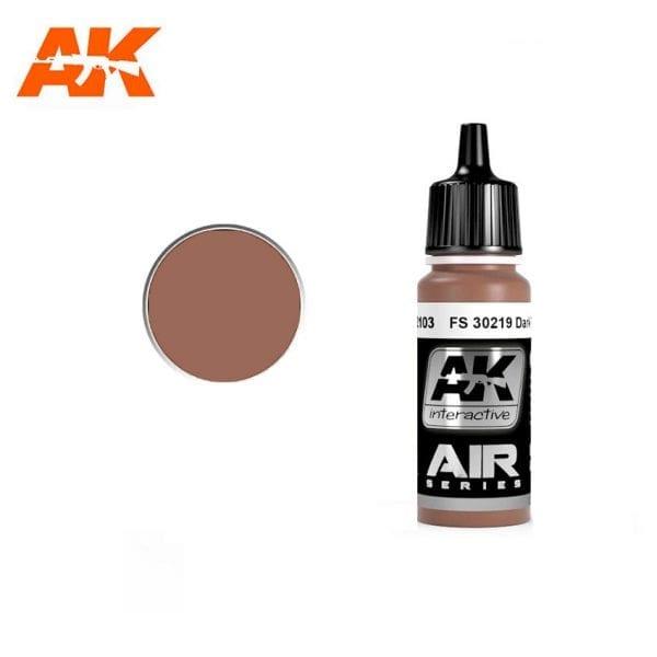 AK2103 acrylic paint air akinteractive modeling