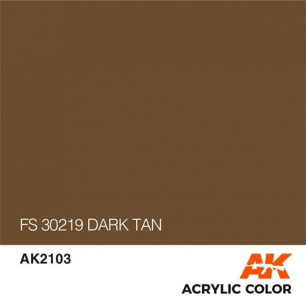 AK2103 FS 30219 DARK TAN