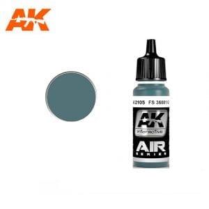 AK2105 acrylic paint air akinteractive modeling