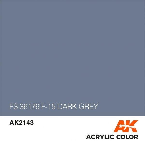 AK2143 FS 36176 F-15 DARK GREY