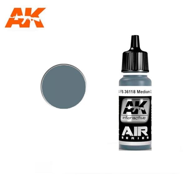 AK2144 acrylic paint air akinteractive modeling