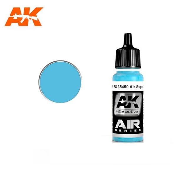 AK2145 acrylic paint air akinteractive modeling