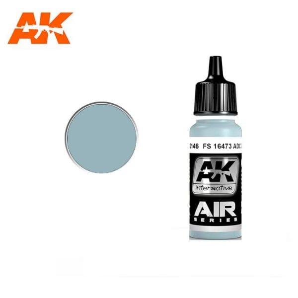 AK2146 acrylic paint air akinteractive modeling