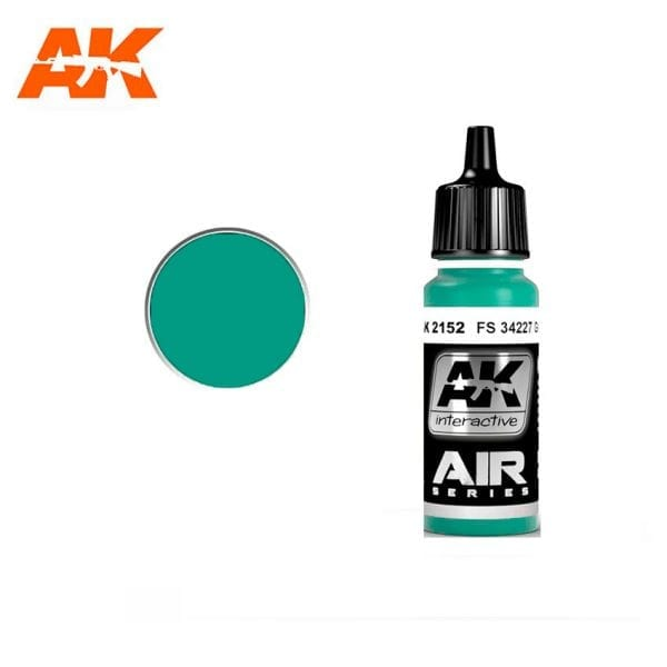 AK2152 acrylic paint air akinteractive modeling