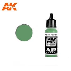 AK2153 acrylic paint air akinteractive modeling