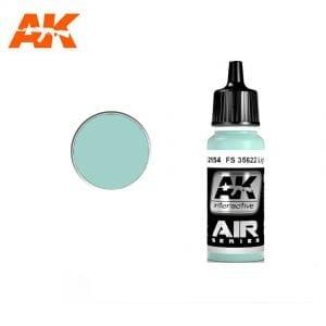 AK2154 acrylic paint air akinteractive modeling