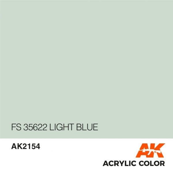 AK2154 FS 35622 LIGHT BLUE