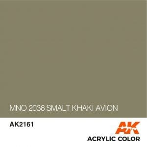 AK2161 MNO 2036 SMALT KHAKI AVION