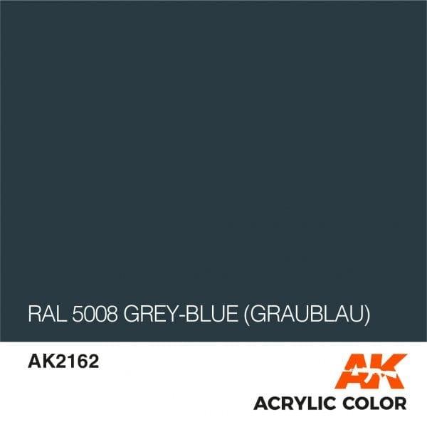 AK2162 RAL 5008 GREY-BLUE (GRAUBLAU)