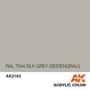 AK2163 RAL 7044 SILK GREY (SEIDENGRAU)