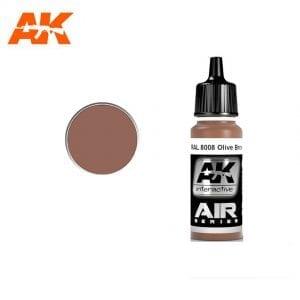 AK2164 acrylic paint air akinteractive modeling