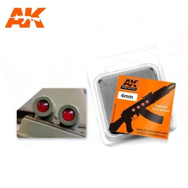 AK216 model accesories lenses akinteractive
