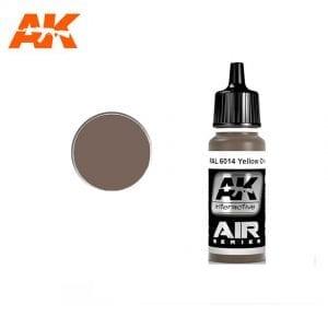 AK2172 acrylic paint air akinteractive modeling paint air akinteractive modeling