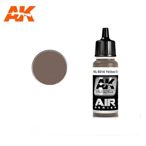 AK2172 acrylic paint air akinteractive modeling