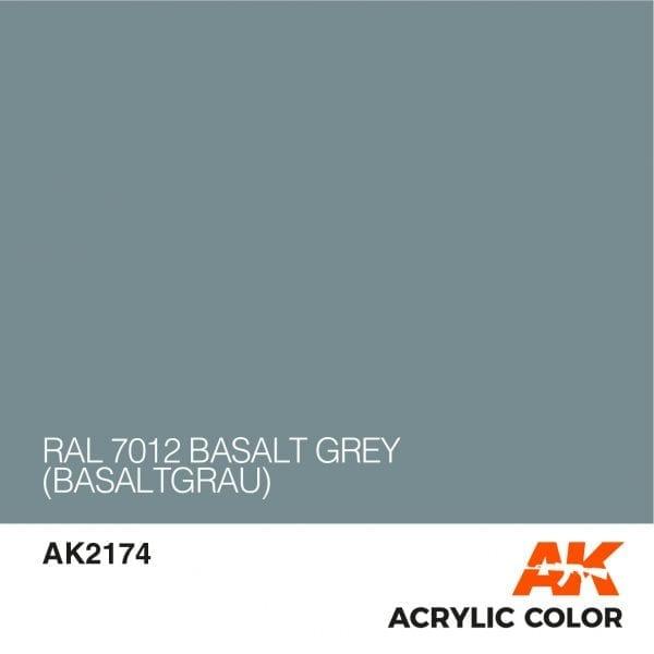 AK2174 RAL 7012 BASALT GREY