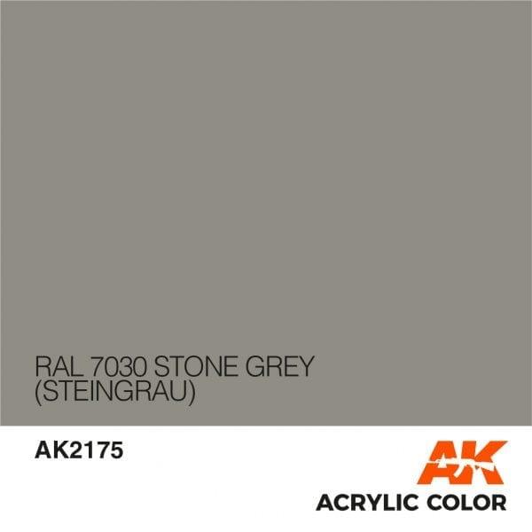 AK2175 RAL 7030 STONE GREY