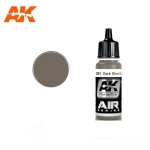 AK2201 acrylic paint air akinteractive modeling