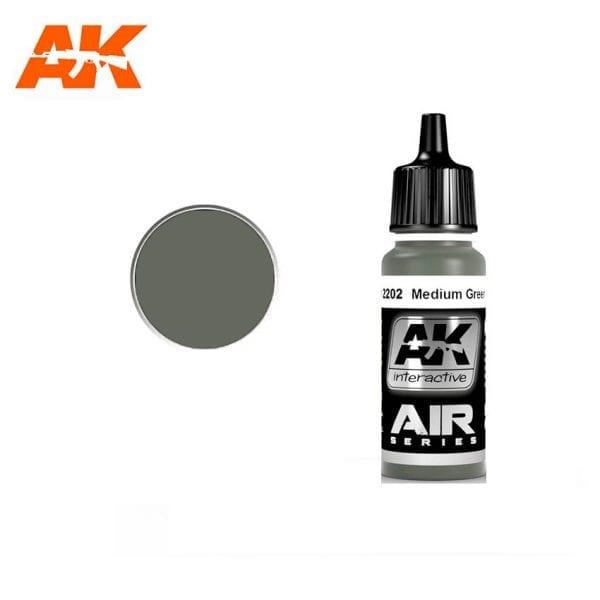 AK2202 acrylic paint air akinteractive modeling