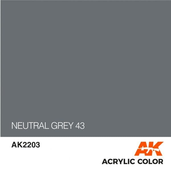 AK2203 NEUTRAL GREY 43