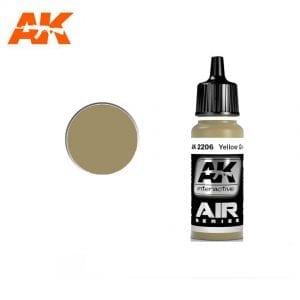 AK2206 acrylic paint air akinteractive modeling
