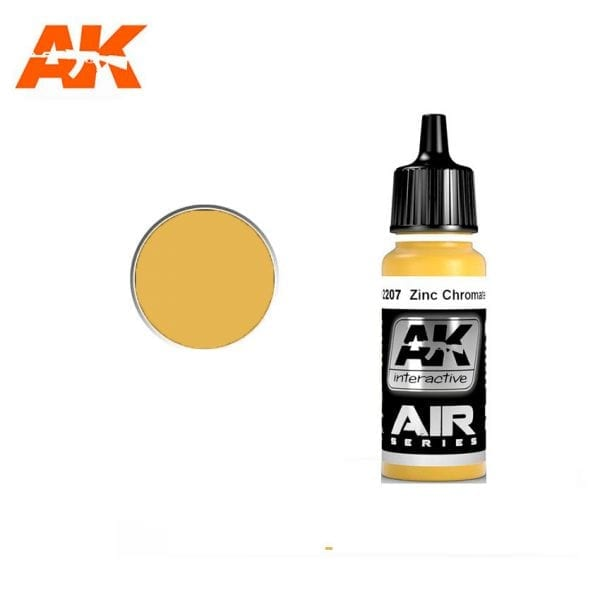AK2207 acrylic paint air akinteractive modeling