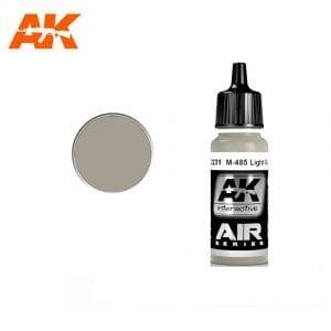 AK2231 acrylic paint air akinteractive modeling
