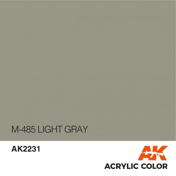 AK2231 M-485 LIGHT GRAY