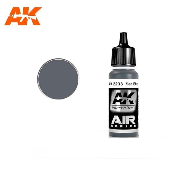 AK2233 acrylic paint air akinteractive modeling