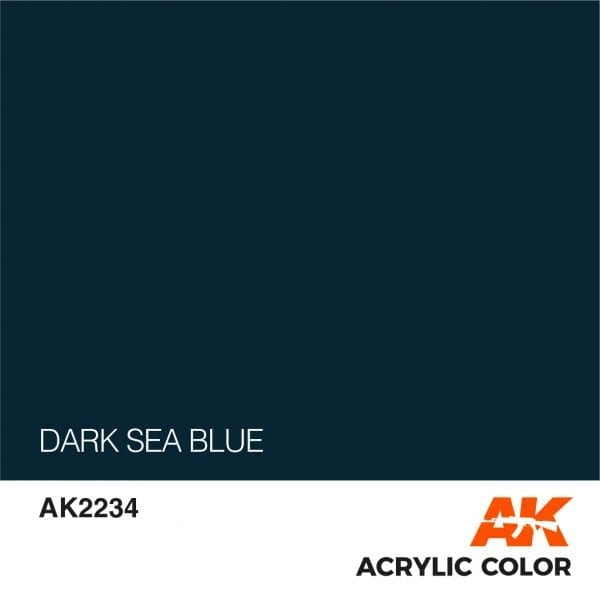 AK2234 DARK SEA BLUE
