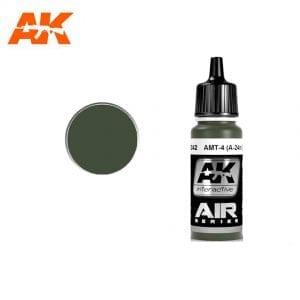 AK2242 acrylic paint air akinteractive modeling