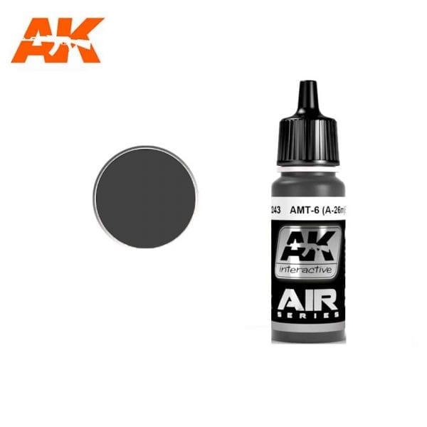 AK2243 acrylic paint air akinteractive modeling