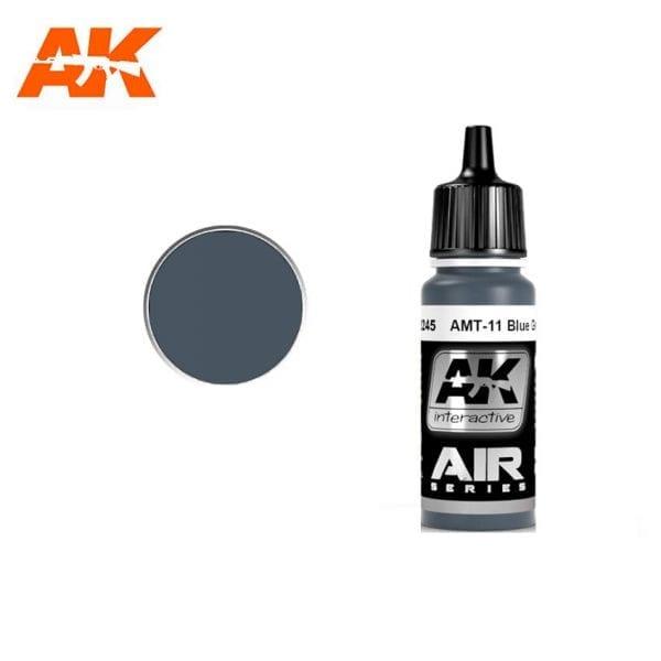 AK2245 acrylic paint air akinteractive modeling