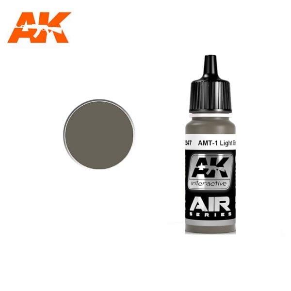 AK2247 acrylic paint air akinteractive modeling