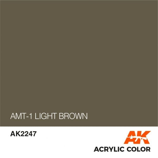 AK2247 AMT-1 LIGHT BROWN