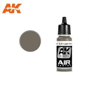 AK2248 acrylic paint air akinteractive modeling