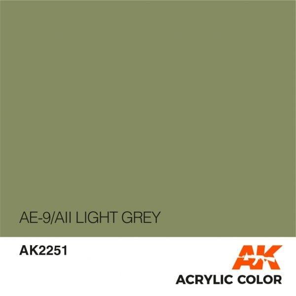 AK2251 AE-9AII LIGHT GREY