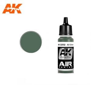 AK2252 acrylic paint air akinteractive modeling