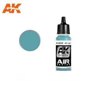 AK2253 acrylic paint air akinteractive modeling