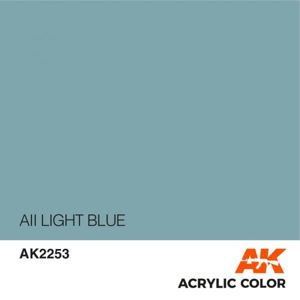 AK2253 AII LIGHT BLUE
