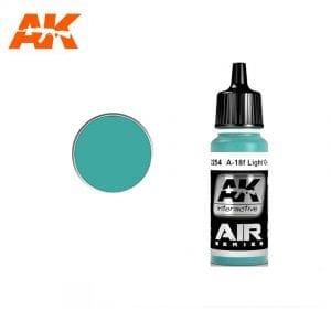AK2254 acrylic paint air akinteractive modeling