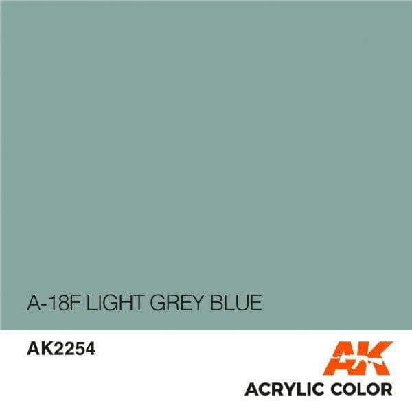 AK2254 A-18F LIGHT GREY BLUE