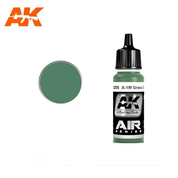 AK2255 acrylic paint air akinteractive modeling