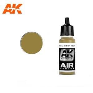 AK2266 acrylic paint air akinteractive modeling